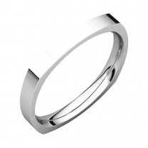 2.5 mm Square Comfort Fit Bands