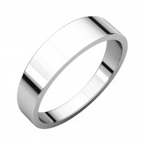 5 mm Flat Tapered Bands
