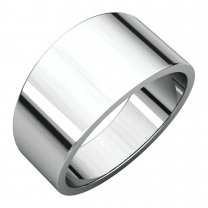 10 mm Flat Tapered Bands