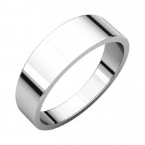6 mm Flat Tapered Bands