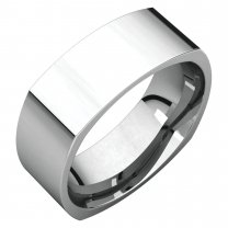 7 mm Square Comfort Fit Bands