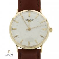Longines Watch Gold Filled Vintage