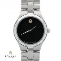 Movado Stainless Steel Ladies Wristwatch