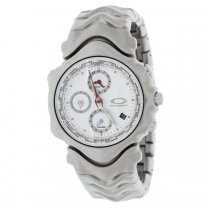 Oakley GMT Wrist Watch Surgical Stainless Steel