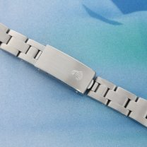 Rolex Oyster Band Ladies Stainless Steel All Original 100% Authentic 13MM #78240