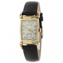 Wittnauer Watch Gold Filled Tank Style